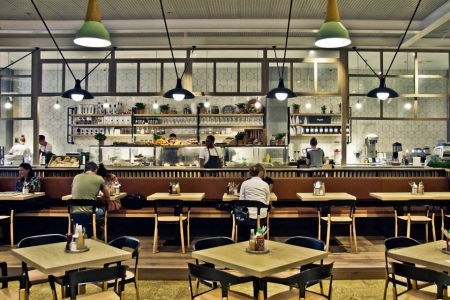 Common Ground Dubai mall of the emirates