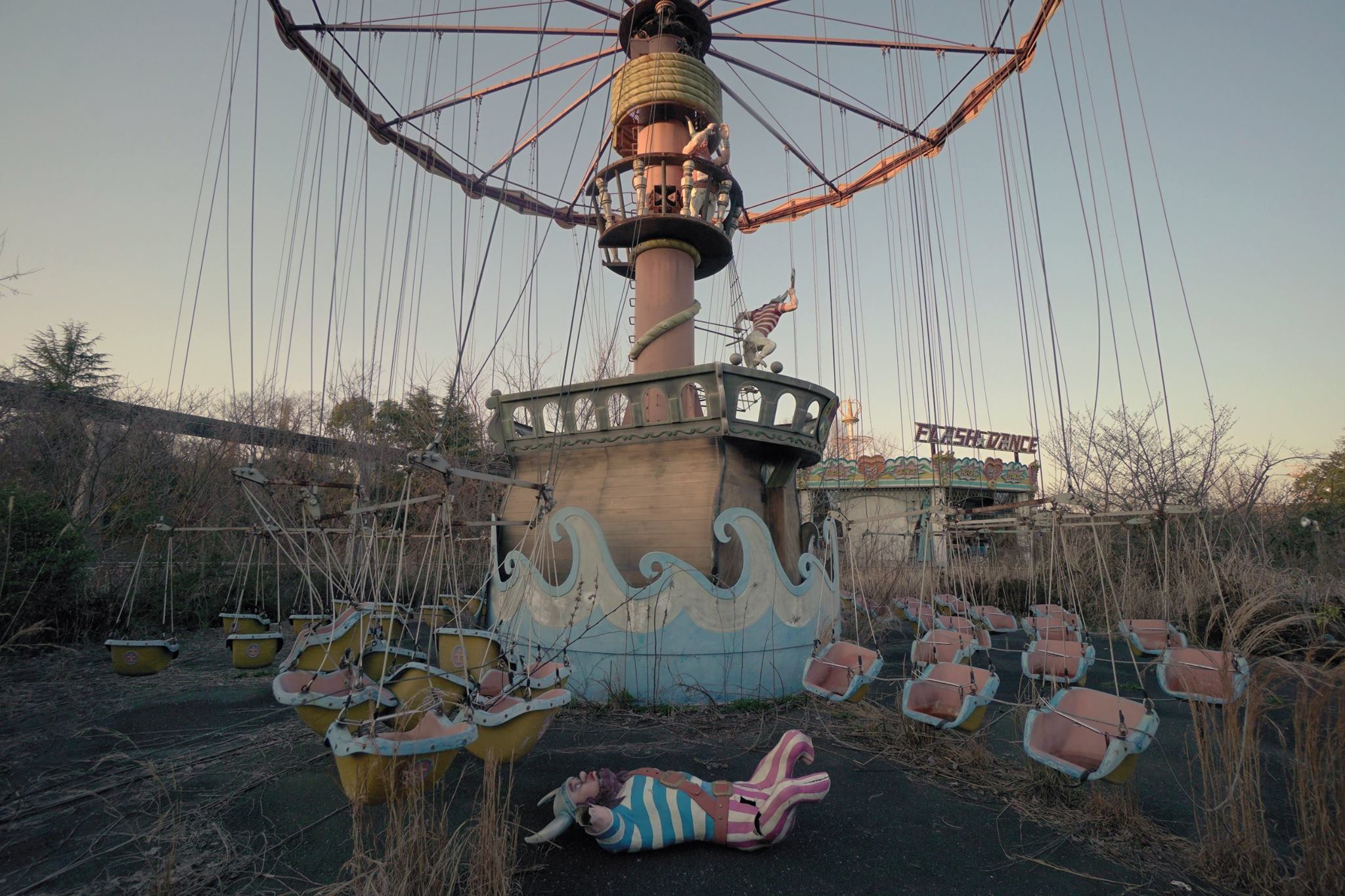 Nara Dreamland - The forbidden journey