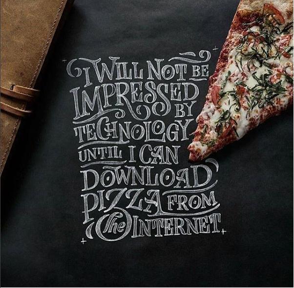 Internet-Pizza