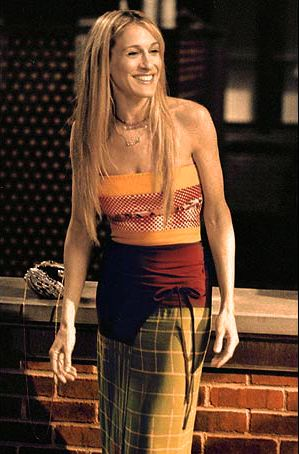 Favourite Carrie Bradshaw Outfits from Sex and The City (SATC)