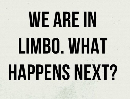 stuck in limbo quote