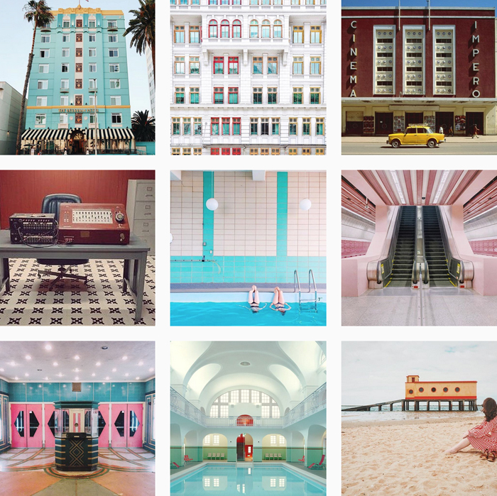 If you love Wes Anderson's Films, You need to follow this Wes Anderson Inspired Instagram Feed