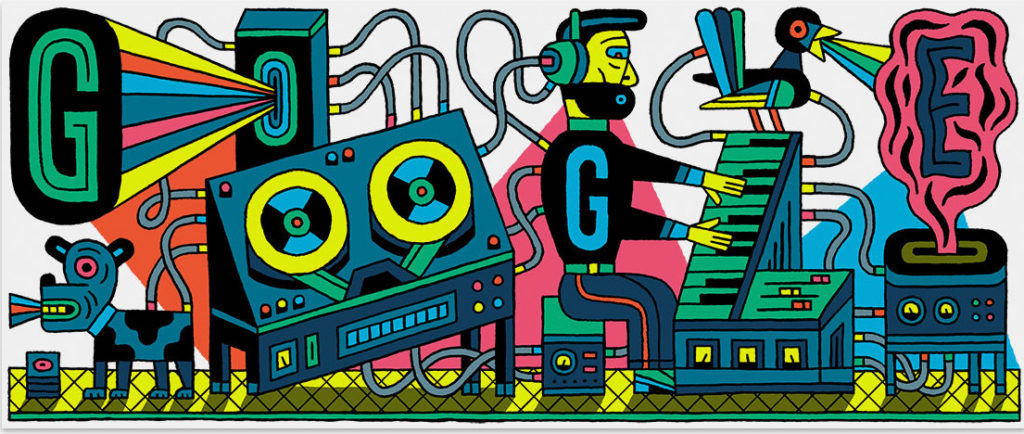 The 24 best Google Doodles of all time