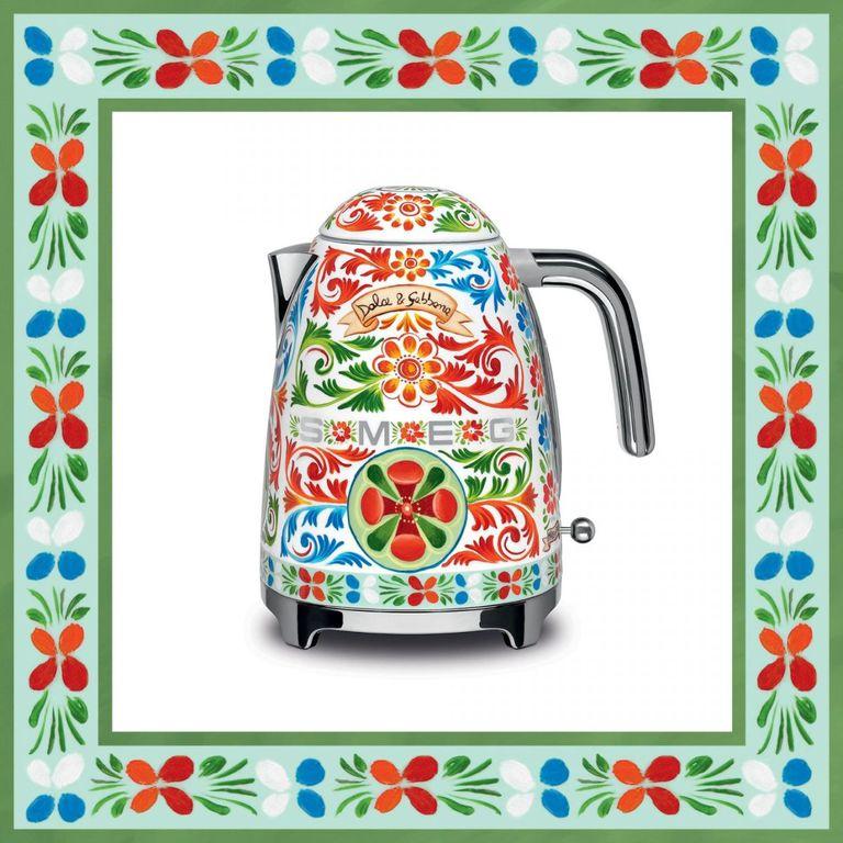 Dolce & Gabbana Makes Gorgeous Kitchen Appliances