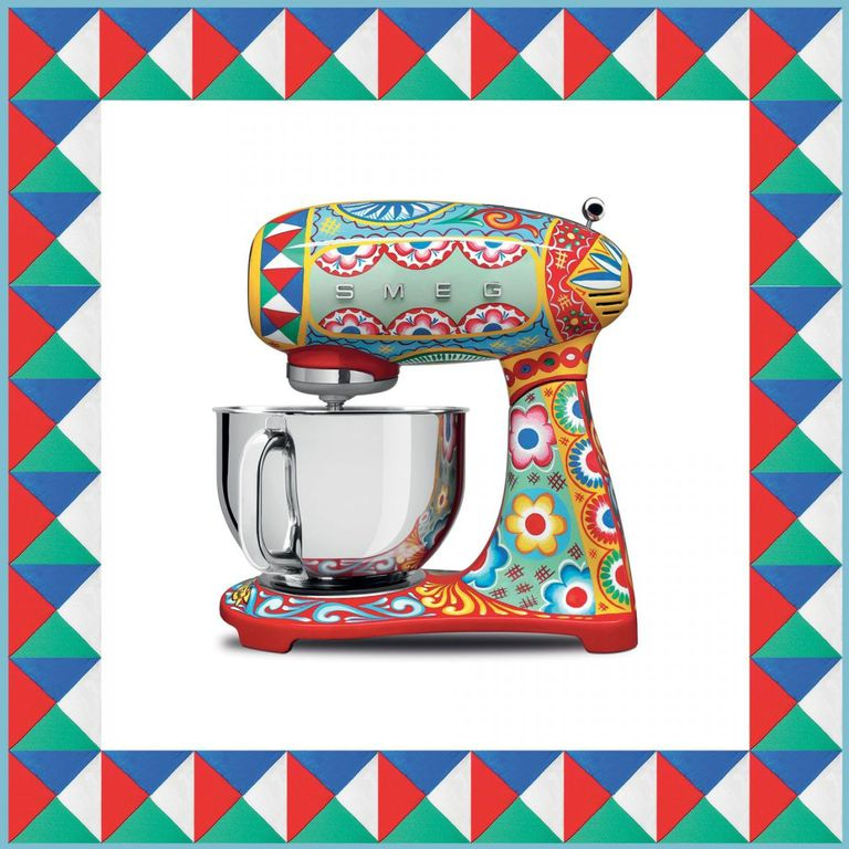 Dolce & Gabbana Makes Gorgeous Kitchen Appliances