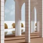 The Imagined Modernist World of 3D Artist Alexis Christodoulou