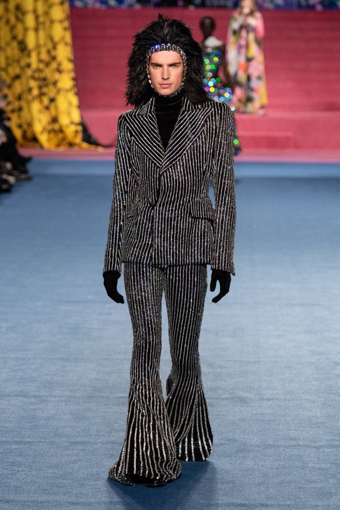 Richard Quinn 2020 Runway Fashion Week